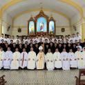 Đại Chủng Viện Thánh Tâm Mỹ Đức, Thái Bình khai giảng năm học mới 2015-2016