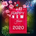 Chào tiễn biệt năm 2019 và đón mừng năm mới 2020!