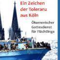 Buổi lễ đại kết cầu nguyện cho các nạn nhân vượt biển từ Phi châu sang âu châu đã bị chết đuối trên biển cả vùng Địa trung hải