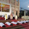 Thánh Lễ Truyền Chức Phó Tế tại Giáo Phận Đà Nẵng năm 2021