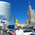 Một thoáng Warszawa Thủ Đô nước Ba Lan