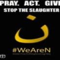 #WeAreN: Chúng Tôi Là Kitô Hữu