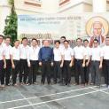 Đại Chủng viện Thánh Giuse Sài Gòn: đón tiếp tân chủng sinh khóa 24
