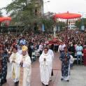 Kiệu Đức Mẹ và Lễ Minh Niên tại La Vang