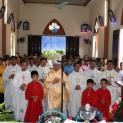 Giáo họ Đài Sơn mừng Lễ Quan Thầy và khánh thành nhà thờ