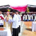 Thánh lễ khởi công xây dựng Đan viện Cát Minh Têrêsa Đàlạt