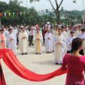 Thánh lễ Khánh thành và cung hiến nhà thờ và khai mạc Năm Thánh giáo họ Bảo Long