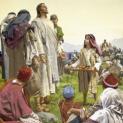 05/12 Chúa Giêsu chữa nhiều người và hoá bánh ra nhiều