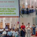Caritas TGP Sài Gòn: họp lượng giá chương trình mua hàng Bách Hóa Xanh