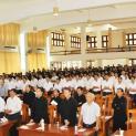 Đại Chủng viện Thánh Giuse Xuân Lộc khai giảng năm học mới
