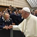 ĐGH tiếp 7 ngàn cảnh sát viên Italia