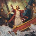 17/10 Gió lẫn biển đều vâng lệnh Chúa.