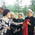 Bông Hồng Xanh: Một chuyến đi thăm vùng lũ nơi biên giới Lào cuối tỉnh Quảng Bình và Hà Tĩnh