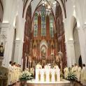 Thánh lễ kỷ niệm 20 năm cung hiến Nhà thờ Chính tòa Hà Nội