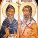 Thánh Ciryl và Thánh Methodius (c. 869, c. 884)