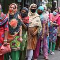Bóng ma chết đói đang đe dọa gần 400 triệu người ở Ấn Độ