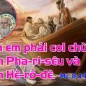 19/02 Men phó thác cho tình yêu Thiên Chúa