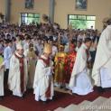 Thánh lễ Truyền Dầu tại Giáo phận Hưng Hóa