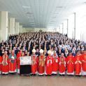 Dòng Mến Thánh Giá khai mạc năm thánh mừng 350 năm thành lập