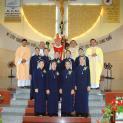 Hồng ân Thánh Hiến tại hội dòng Con Đức Mẹ Nam Vang tại GP Phú Cường