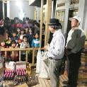 Giáo xứ Thánh Phaolô đi thăm và tặng quà các làng phong và người nghèo dân tộc dịp Mùa Chay 2019