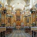 Hành hương THÁNH ĐƯỜNG St. Bernard of Siena Krakau ở BaLan