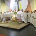 Lễ lòng thương xót Chúa ở giáo xứ Việt Nam Paris