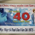 Thánh lễ tạ ơn mừng 40 năm Linh mục của Cha Paul Văn Chi tại Sydney