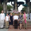 Đại sứ các nước Nhóm G4 viếng thăm Trung Tâm Hành Hương Đức Mẹ La Vang