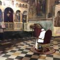 Không được Giáo hội Chính thống ủng hộ, Đức Phanxicô cầu nguyện một mình ở nhà thờ chính tòa Sofia, Bulgari