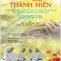 Hội Diễn Thánh Nhạc ''Vui Đời Thánh Hiến'' Tại Giáo Xứ Việt Nam Paris