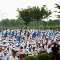 Đại hội Thiếu Nhi Thánh Thể tại TTTM Mẹ Tà pao