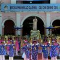 Hành hương Đại Hội Đức Mẹ Trà Kiệu 2015