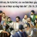 cách cư xử cửa con người với Thiên Chúa
