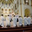 Nhà thờ Đức Bà Sài Gòn: Thánh lễ Truyền chức Linh mục ngày 19.6.2020