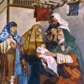 25/12 Các mục tử đã gặp thấy Maria, Giuse và Hài Nhi