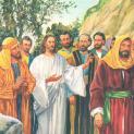 10/07 Các con hãy đến cùng chiên lạc nhà Israel